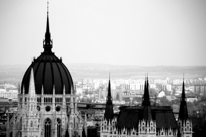 Parliament - the greatest Hungarian architectural creature