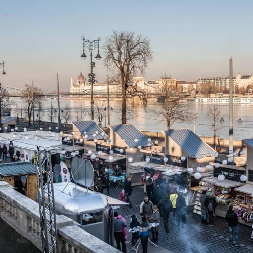 Budapesti Karácsonyi Vásár - Európa Második Legjobbja
