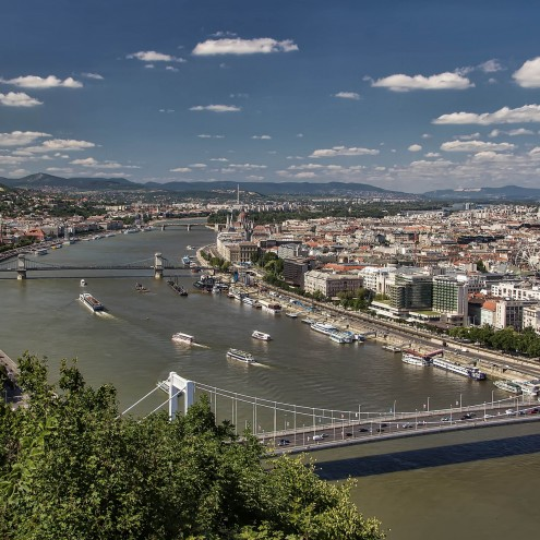 4 things to do close to the Danube