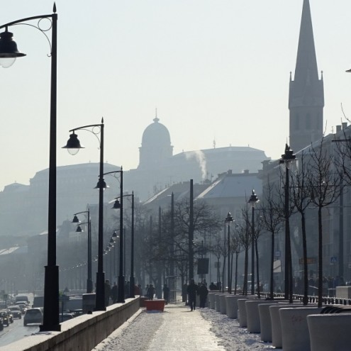 Budapest karácsonykor