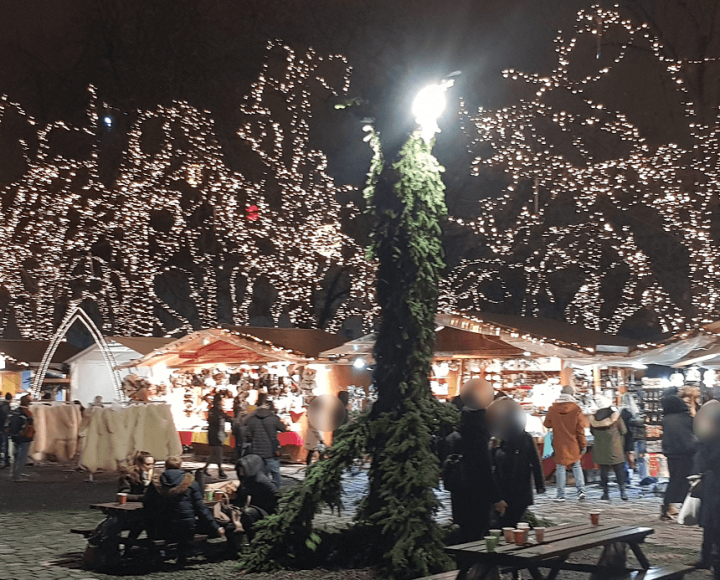 5 Reasons Why Visit Budapest Christmas Fair 2019