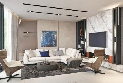 Exkluzív luxus apartman a 12. kerület szívében