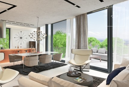 Luxury apartment in the heart of the 12th district