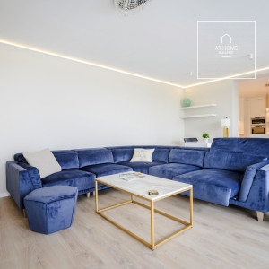 Freshly refurbished beautiful apartment with panorama in Budapest I. district