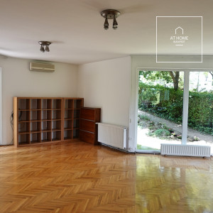 4 bedroom exclusive semi-detached house for rent in the XII. district, Budapest